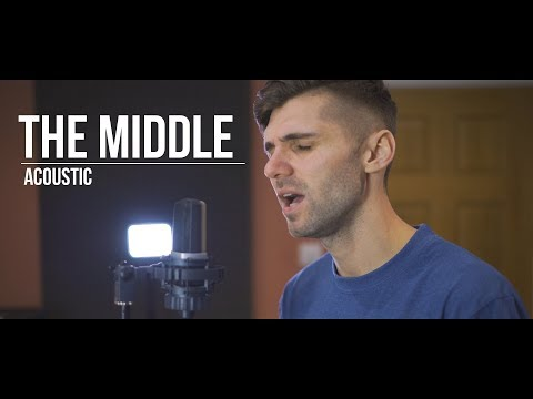 Cover Lagu Zedd, Maren Morris, Grey - The Middle (Cover By Ben Woodward) STAFABAND