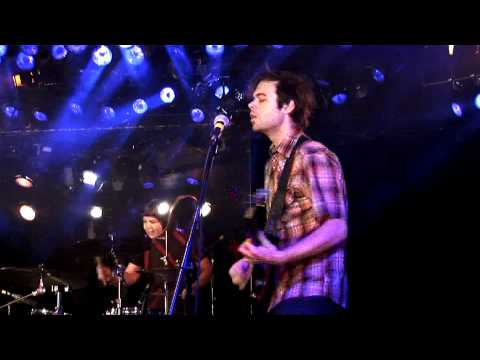 The Grates - Burn Bridges - Live on Fearless Music HD