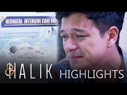 Halik: Lino breaks down upon seeing his premature child | EP 117