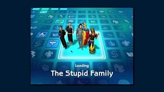The Stupid Family - Sims 2 Stream - Episode 1: Meet the Stupids