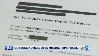 GR sends notices over missing paperwork