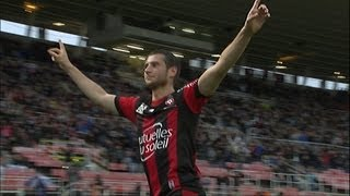 OGC Nice - ESTAC Troyes (3-1) - Le résumé (OGCN - ESTAC) / 2012-13