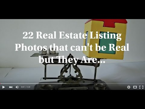 22 Funny Real Estate Listing Photos