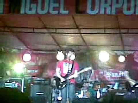 Hale - Blue Sky[live at Pozorrubio, Pangasinan Fiesta!!!]