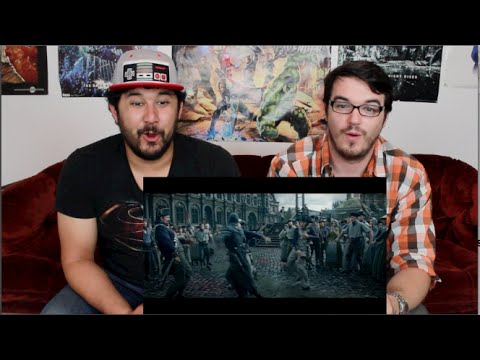 ARNO MASTER ASSASSIN - ASSASSIN'S CREED UNITY TRAILER REACTION!!!
