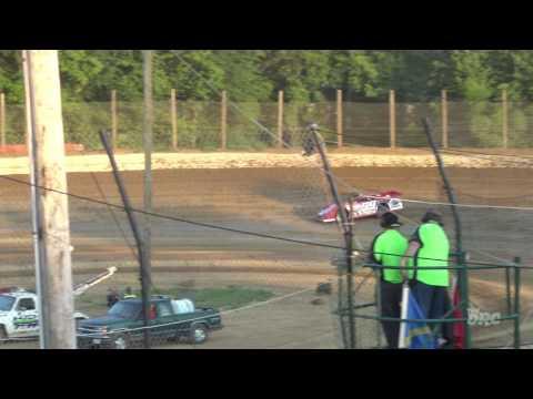 Moler Raceway Park   6.10.16   Late Models   Heat 3