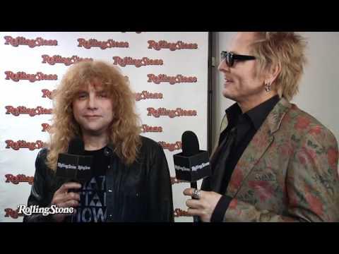 Guns N' Roses Adler and Sorum on Axl, rock heroes
