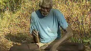 السكان الأصليين النار ابتداء من راي ميرز البقاء على قيد الحياة القاسية - بي بي سي