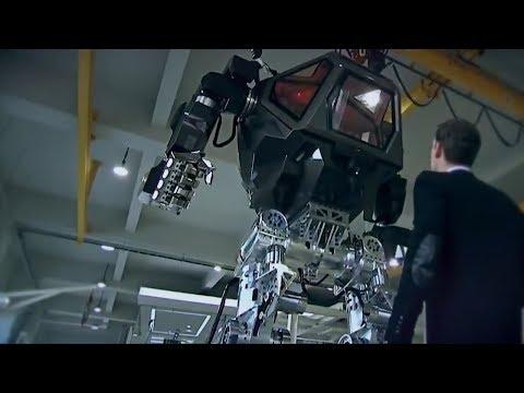 Огромные роботы и экзоскелеты, которые реально существуют!