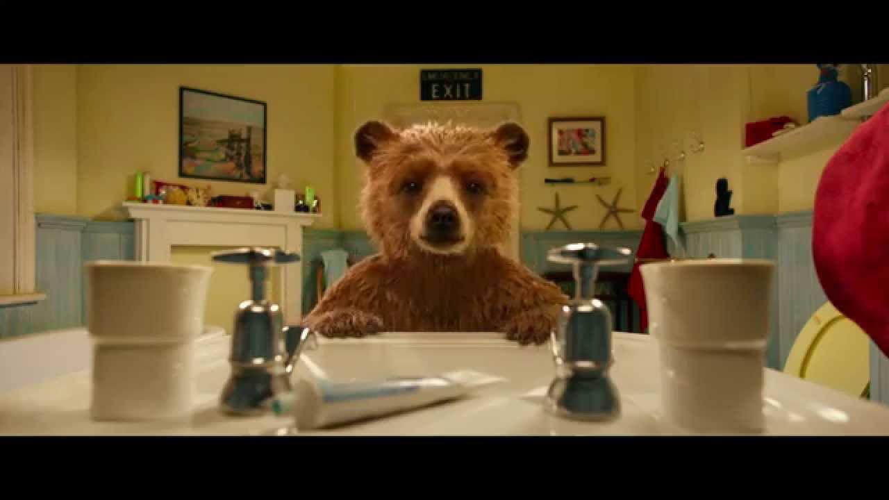 Paddington extrait chaos dans la salle de bain 2014 youtube - Film salle de bain ...
