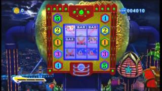 Sonic Generations - Casino Night  (DLC) Classic Sonic