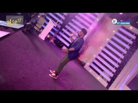 Dharmesh Sir's Rocking Performance At Mahesh Tutorial 's AFAE 2017
