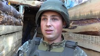 Журналисты UA|TV ко Дню защитника собрали истории украинских бойцов с передовой | Дмитрий