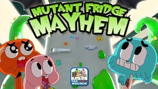 Gumball: Mutant Kühlschrank-Chaos - Angriff der Mutanten-Gemüse (Cartoon Network Games)