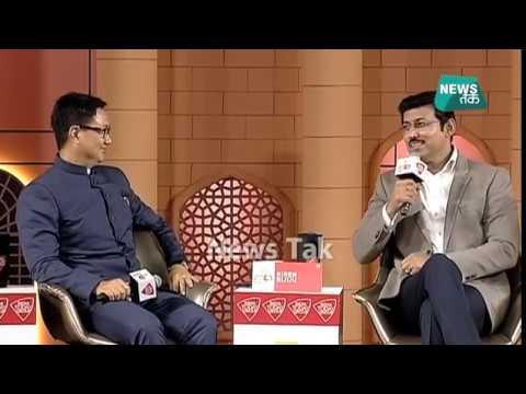 एजेंडा आजतक पर बीजेपी के फिट मंत्री किरन रिजिजू और राज्यवर्धन सिंह राठौर     News Tak