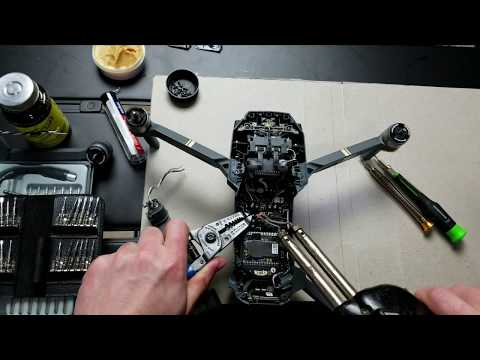 DJI Mavic 2 Pro Drone Crash Arm/Leg Repair: For Mavic 2 Zoom, Mavic Pro Platinum, Mavic Pro inUHD 4k