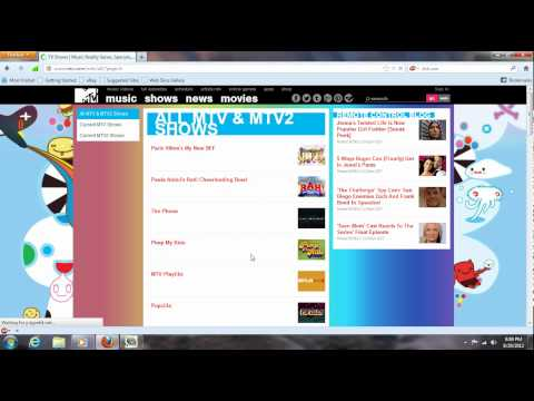 How to watch MTV shows free and easy