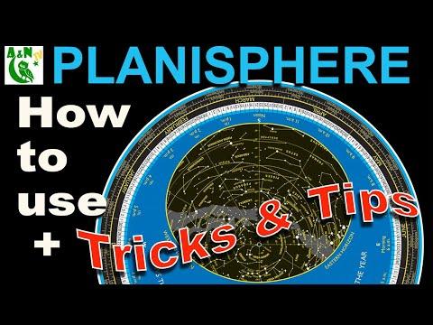 Using the Philip's Planisphere
