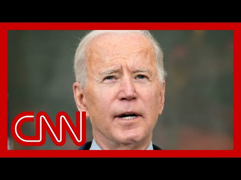 Biden gives speech following Boulder, Colorado shooting
