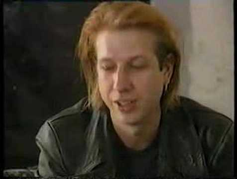 Goodbye Mr Mackenzie - TV Interview