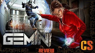 GEMINI: HEROES REBORN - REVIEW (Video Game Video Review)