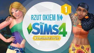 """Rzut Okiem na The Sims 4 """"Śmieciarskie życie"""" 1/4 Stwórz Sima"""