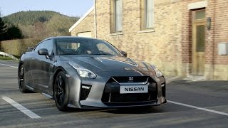 2017 Nissan GT-R - First Look
