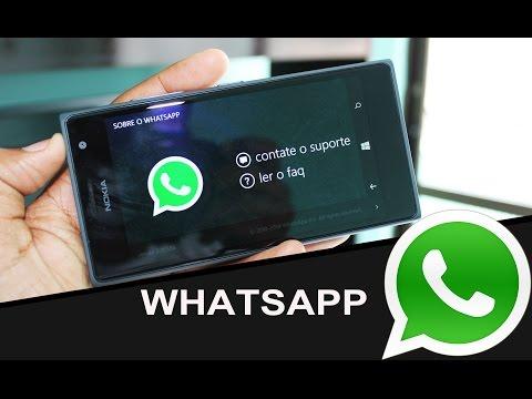 Whatsapp do Windows Phone ganha novos recursos!