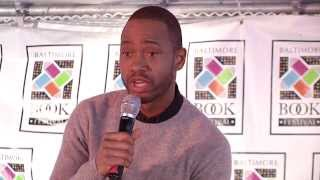 Baltimore Book Festival: Terrence J.