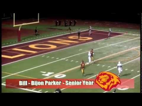 Bill-Bijon Parker : Fairfax High (Los Angeles,CA) Class of 2013