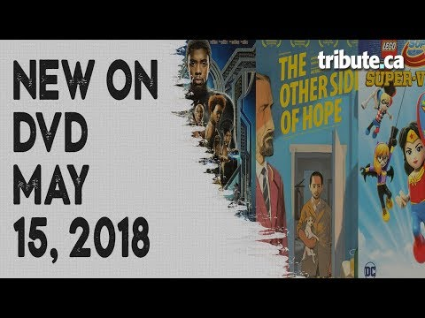 New on DVD - May 15, 2018