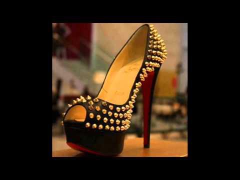 Модные туфли с шипами - жутко стильные