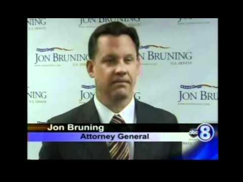 Don Stenberg On Jon Bruning Buying Votes