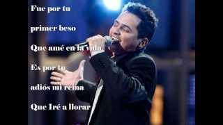 Por tu primer beso -  Jorge Celedon (letra)