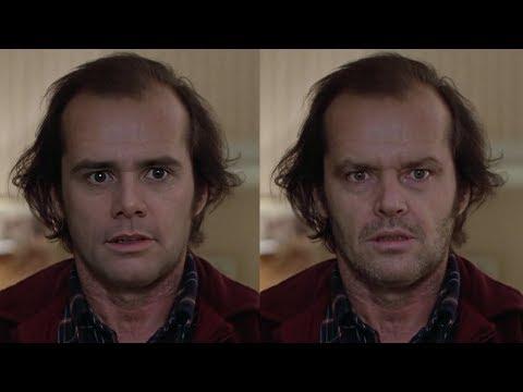 None - Jim Carrey / Jack Nicholson DeepFake