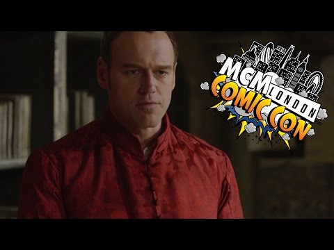 Da Vinci's Demons - Elliot Cowan Interview // MCM London Comic Con October 2015