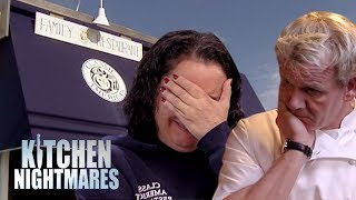 Can Gordon Ramsay Rescue 'American Classic' from Disaster? | Kitchen Nightmares Supercut