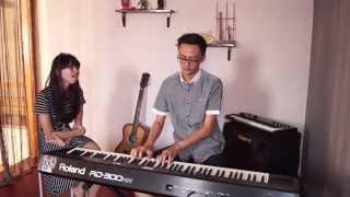 Ruth Sahanaya - Kaulah Segalanya cover ( FaishalMF-Syarafinaheidi )