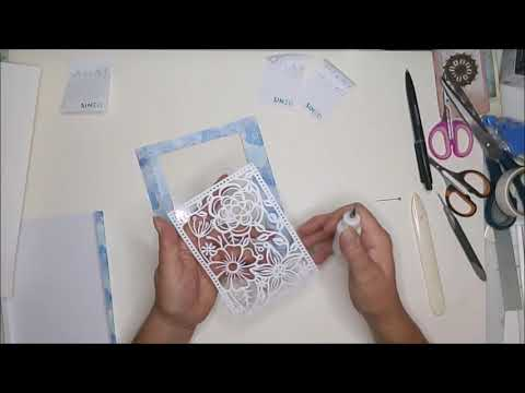 Schachtel / Box Basteln Zum Video Karten Und Mehr ( 1/5)