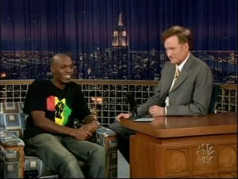 Dave Chappelle Interview - 9/2/2004
