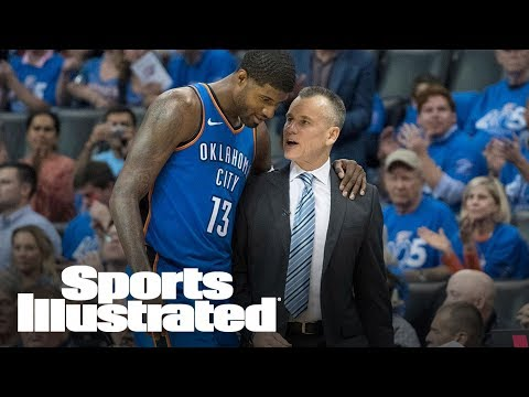 Will OKC Thunder Trade Paul George & Fire Billy Donovan? It's Possible | SI NOW | Sports Illustrated