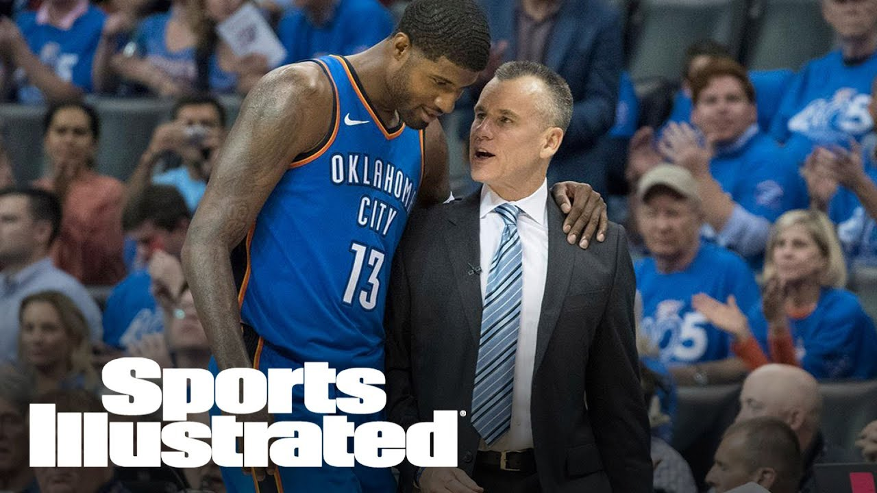 5898f5d1d35a Will OKC Thunder Trade Paul George   Fire Billy Donovan  It s Possible