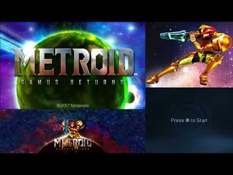 Metroid: Samus Returns - View Endings and Improved Fusion Speedrun Times