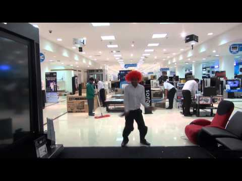 Best Al-Yousifi Celebrating the 2nd Anniversary of Kuwait city Store by Harlem Shake