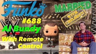 Gambar cover The Funko POP!:Television #688 Al Bundy (With Remote Control) From Married...With Children