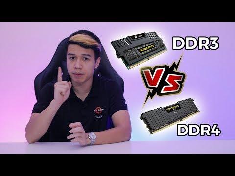 DDR3 và DDR4 khác gì nhau? - SHTech #4