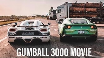 GUMBALL 3000 MOVIE 2019 (Mykonos 2 Ibiza)