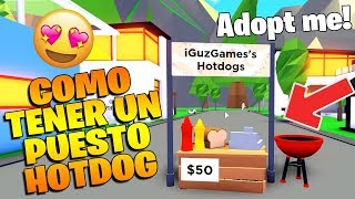 how to have the NEW HOTDOG 🌭😋 ADOPT ME ROBLOX UPDATE! HOW UNJUST 😭 😭