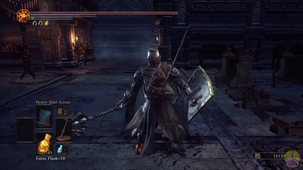 Dark souls 3 storm ruler