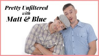 Matt Dallas & Blue Hamilton on Coming Out, Being Married, & Adopting Their Son!